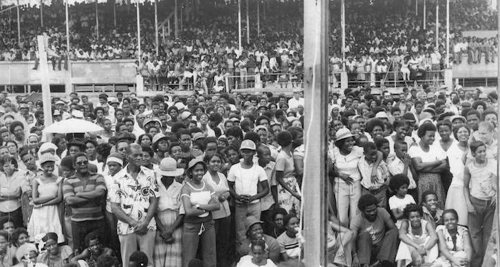 grenada revolution The revolution in grenada led by maurice bishop, bernard coard and other members of the new jewel movement (njm) took place on 13 march 1979 and survived until.